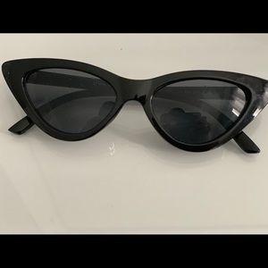Zara Cat-Eye Sunglasses